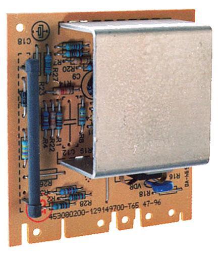 Moduł elektroniczny skonfigurowany do pralki Electrolux 53188949332,0