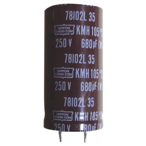 680uF | 50V Kondensator elektrolityczny 105°C 53mm/25mm,0