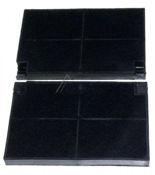 Filtr węglowy aktywny w obudowie do okapu Indesit 482000026511,1