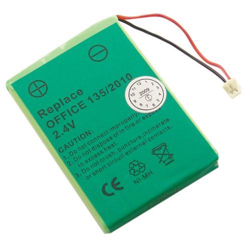 CPAA24011 Akumulator 2.4V 750mAh telefonu bezprzewodowego,0