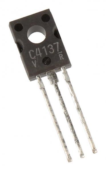 2SC4137 Tranzystor TO-126 (npn) 20V 0.1A 400MHz,0