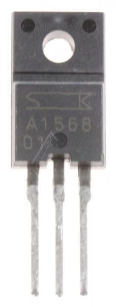 2SA1568 Tranzystor TO-220F (pnp) 60V 12A 40MHz,0