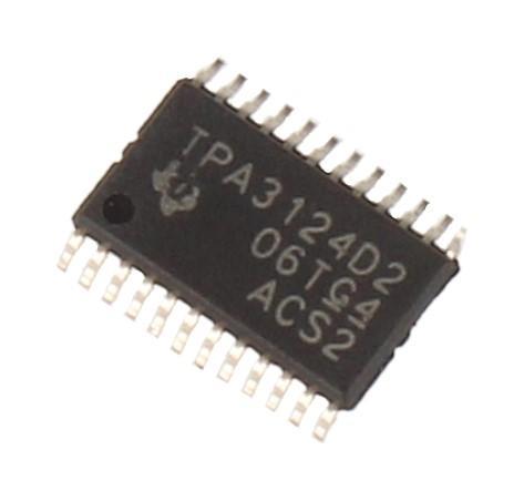TPA3124D2PWPR TSSOP24 T&R Układ scalony IC,0