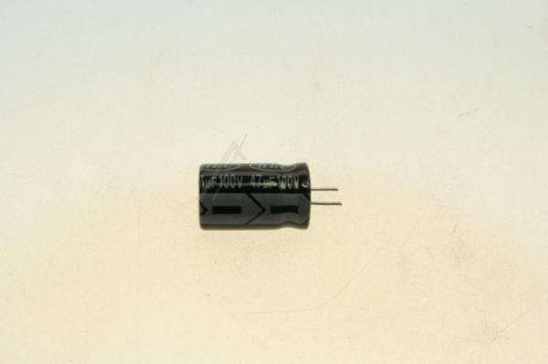 47uF   100V Kondensator elektrolityczny 105°C 30000402,0