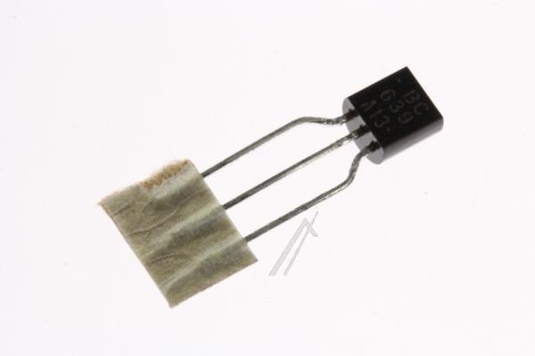 BC639 Tranzystor TO-92 (npn) 80V 1A 100MHz,0