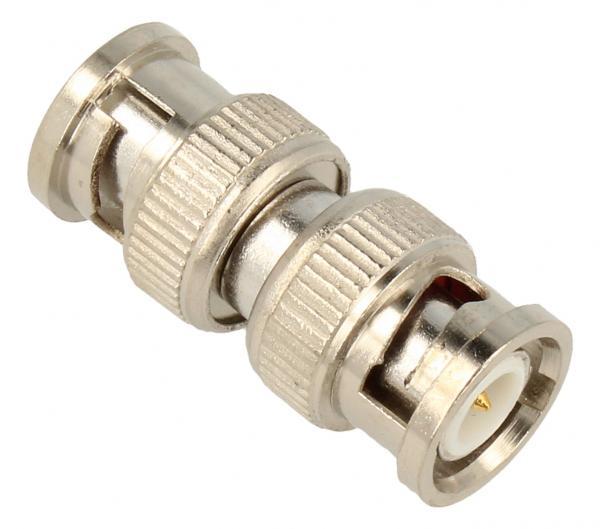 Łącznik BNC (wtyk/wtyk),0