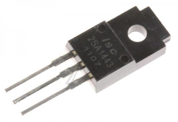 2SA1443 Tranzystor SOT-186 (pnp) 60V 10A 80MHz,0