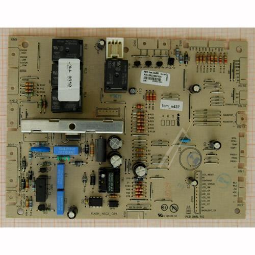 Moduł elektroniczny skonfigurowany do pralki 2817750310,0
