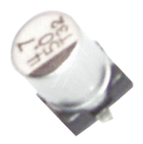 4.7uF   50V Kondensator elektrolityczny 105°C 5.8mm/5mm,0