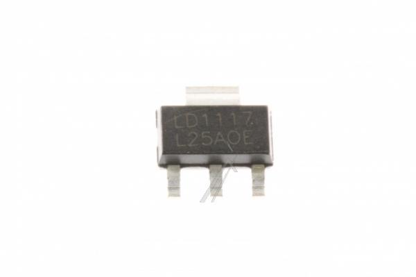 BC817 Tranzystor SOT23 (npn) 50V 0.5A 200MHz,0