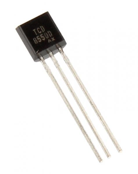 S8550 Tranzystor TO-92 (pnp) 25V 0.5A 150MHz,0