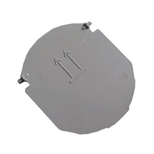 Klapka kanału wentylatora do okapu Siemens 00084848,0