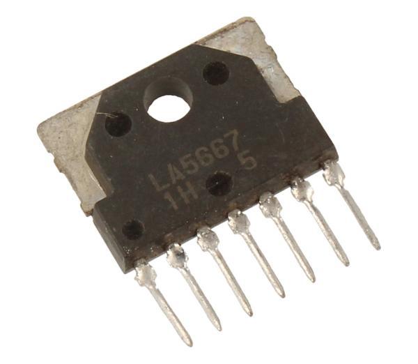 LA5667 Układ scalony IC,0