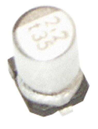 2.2uF | 35V Kondensator elektrolityczny 85°C SMD 5.4mm/3mm,0