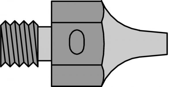 Dysza do rozlutownicy T0051351099 Weller,0