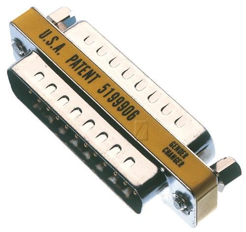 Kabel LPT 25 pin (wtyk/ wtyk),0