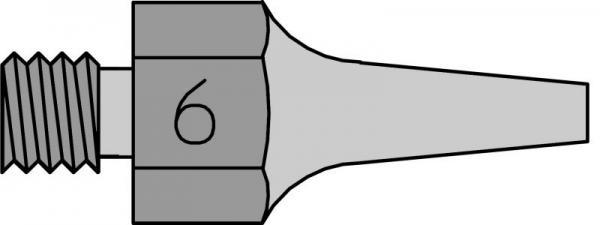 Dysza do rozlutownicy T0051351699 Weller,0