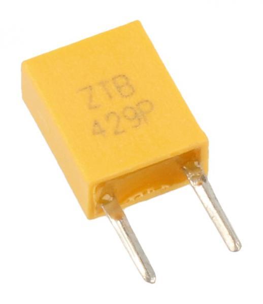 429kHz Filtr   Rezonator ceramiczny ZTB429P,0
