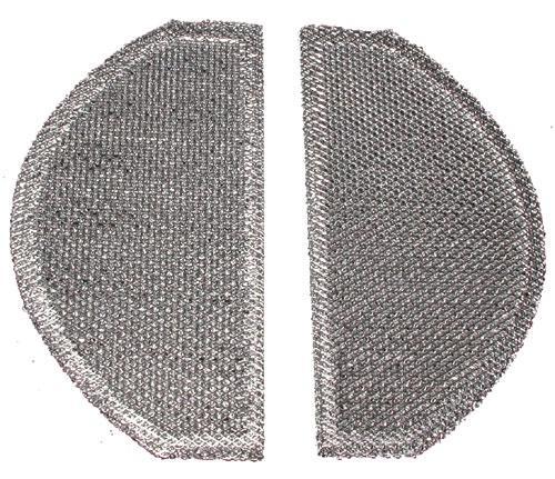 Filtr przeciwtłuszczowy (metalowy) do okapu 00095283,0