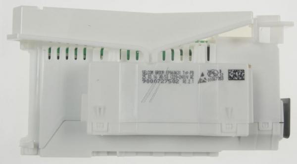 Moduł sterujący skonfigurowany do zmywarki 00752903,0