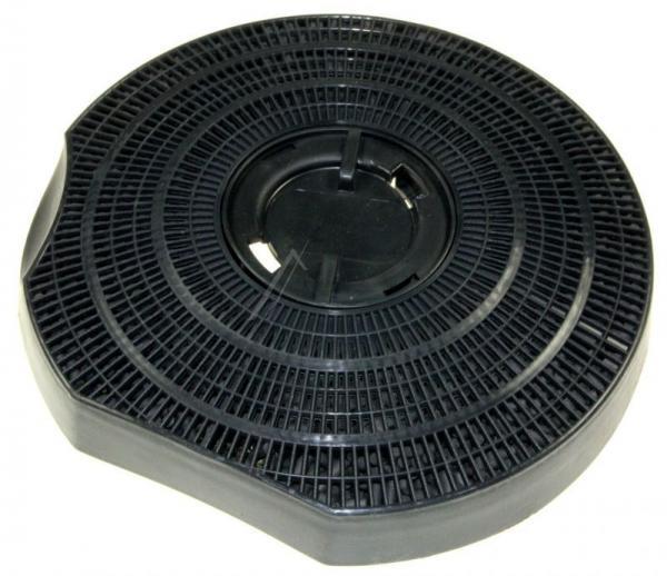 Filtr węglowy aktywny w obudowie do okapu Siemens 00460449,0