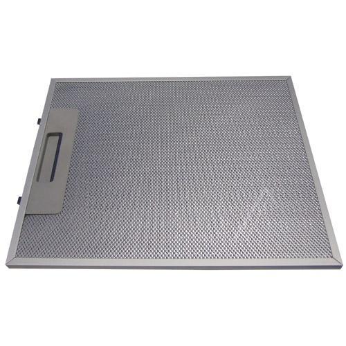 Filtr przeciwtłuszczowy (metalowy) kasetowy do okapu Indesit 482000026728,0