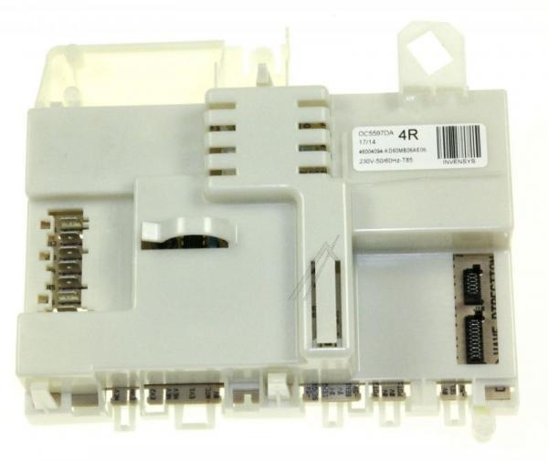 Moduł elektroniczny skonfigurowany do pralki 81453058,1