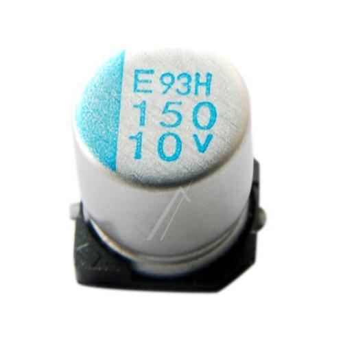 150uF   10V Kondensator elektrolityczny 105°C SMD 6.3mm/7.7mm,0