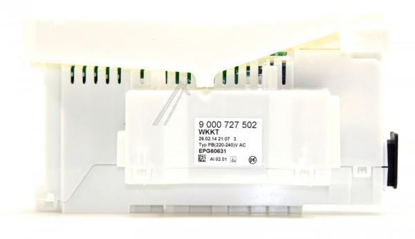 Moduł sterujący skonfigurowany do zmywarki 00750146,1