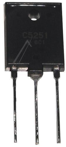 2SC5251 Tranzystor TO-3P (npn) 800V 12A 5MHz,0