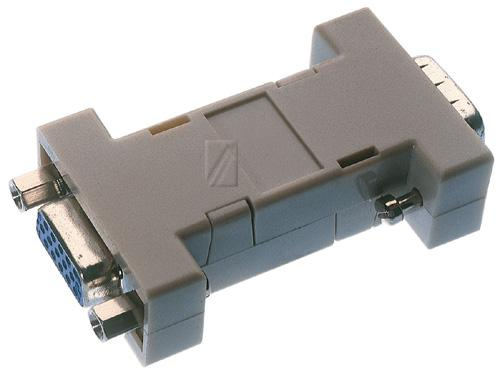 adapter d-sub 9gn/hd-sub 15wt,0