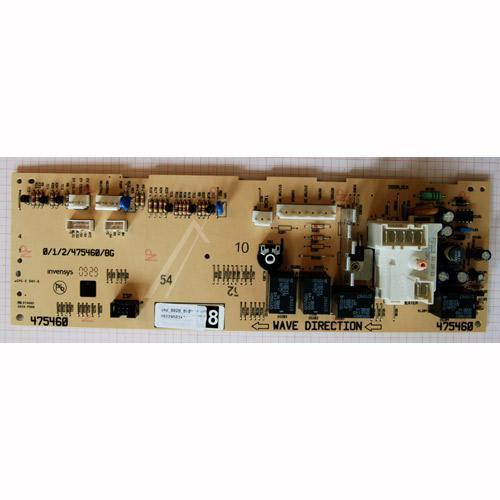 Moduł elektroniczny skonfigurowany do pralki 2822950347,0