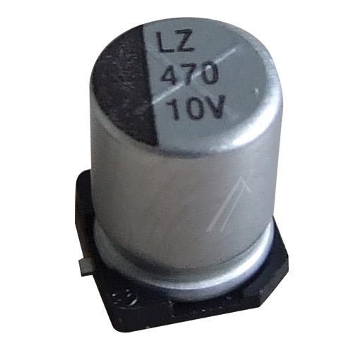 470000nF | 10V Kondensator elektrolityczny 105°C SMD 7.7mm/10mm,0
