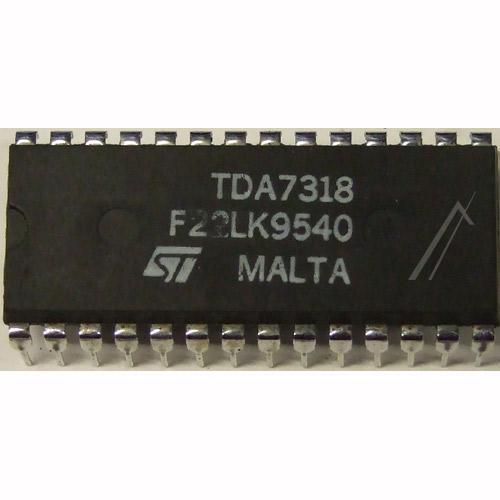 TDA7318 Układ scalony IC,0