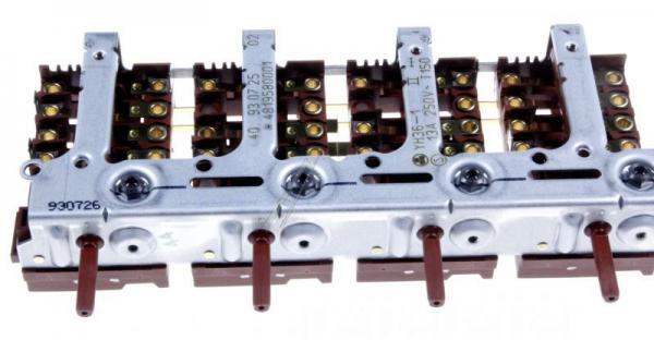 Zespół regulatorów do kuchenki Bosch 00080537,0