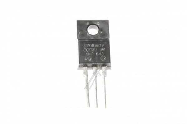 STPS10L60CFP Tranzystor TO-220FPAB 60V 10A,0