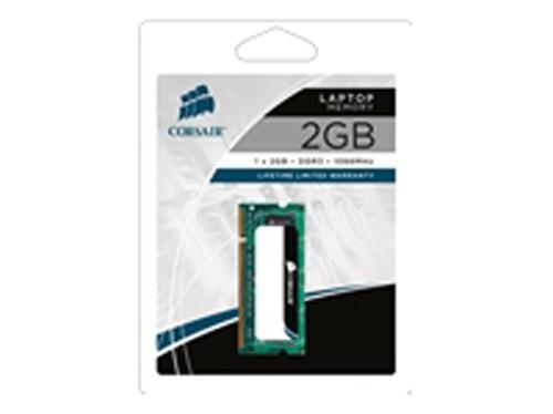 Pamięć RAM DDR3 SODIMM CM3X2GSD1066,0