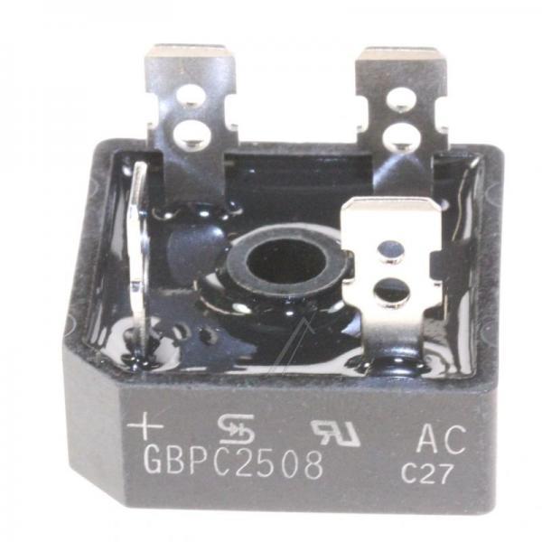 GBPC2508 Mostek prostowniczy 800V 25A,0