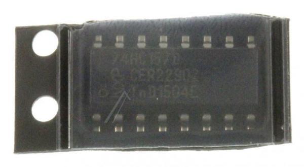 74HC157D,652 74HC157D IC 74HC CMOS, SMD SOIC-16 NXP,0