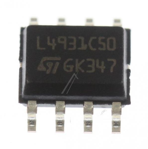 L4931CD50 SPANNUNGSREGLER LDO +5V, SMD, 4931, SOIC-8,0