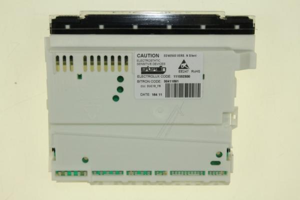 Moduł sterujący (w obudowie) skonfigurowany do zmywarki 1113323008,0