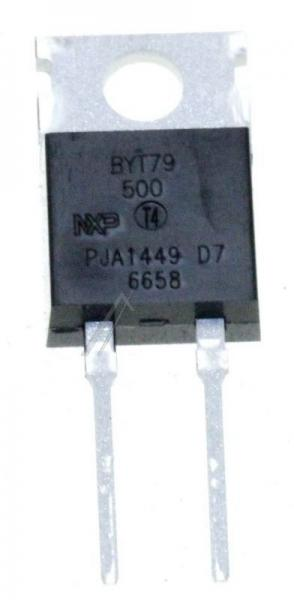 Dioda super szybka BYT79-500,127,0
