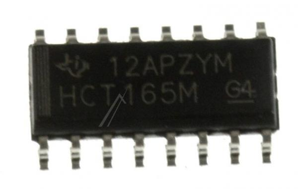 CD74HCT165M 74HCT CMOS,SMD,74HCT165,SOIC16 TYP:CD74HCT165M,0