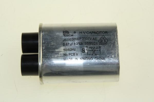 A60903050BP 0,67UF2300VAC PAPERCAPACITOR PANASONIC,0