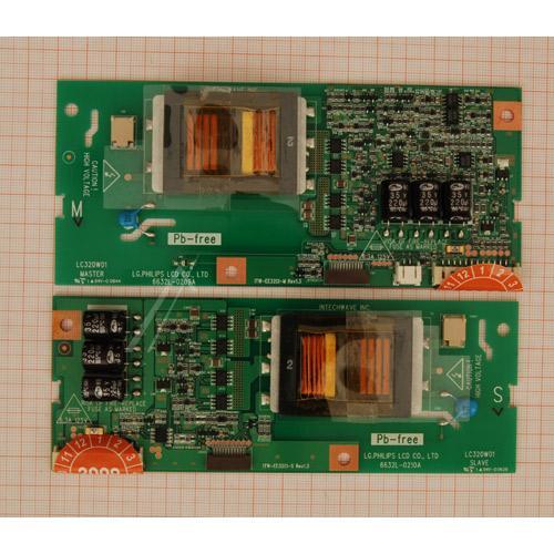 INVERTER BOARD-SET MASTER&SLAVE FÜR 32-ZOLL LCD-TV,0