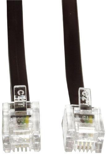 Kabel 6P4C 15m (wtyk/ wtyk),0