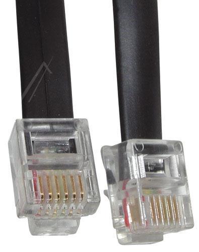 Kabel 6P6C 3m (wtyk/ wtyk),0