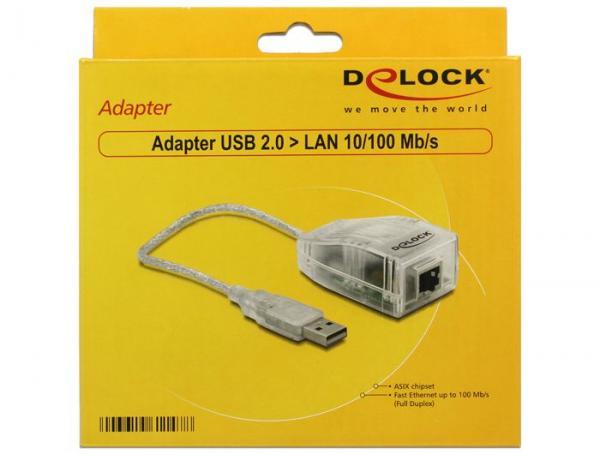 Kabel USB - RJ-45 (wtyk/ gniazdo) 61147,2