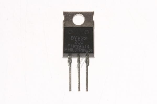Dioda super szybka BYV32E-200,127,0