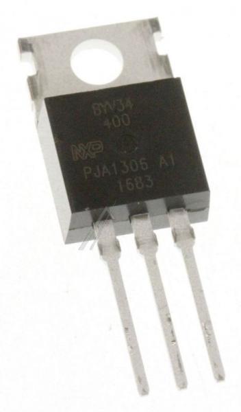 Dioda super szybka BYV34-400,127,0